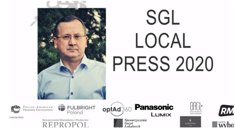 Local Press 2020. Dziennikarz Korso Regionalne nagrodzony [WIDEO] - Zdjęcie główne