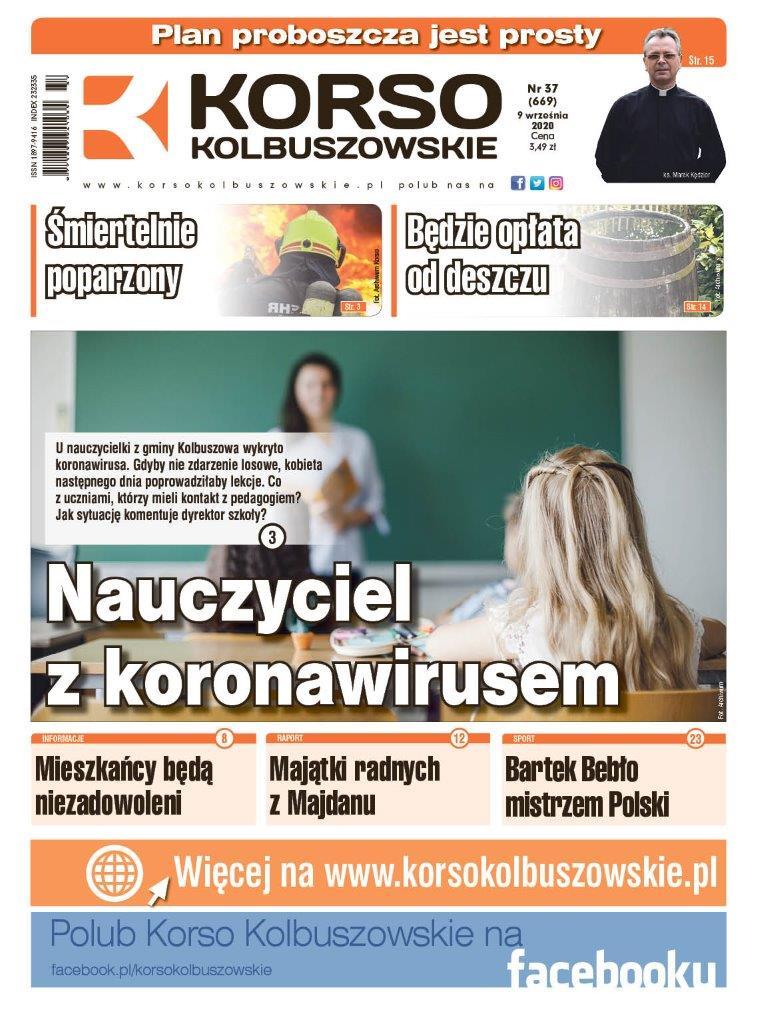 Korso Kolbuszowskie - nr 37/2020 - Zdjęcie główne