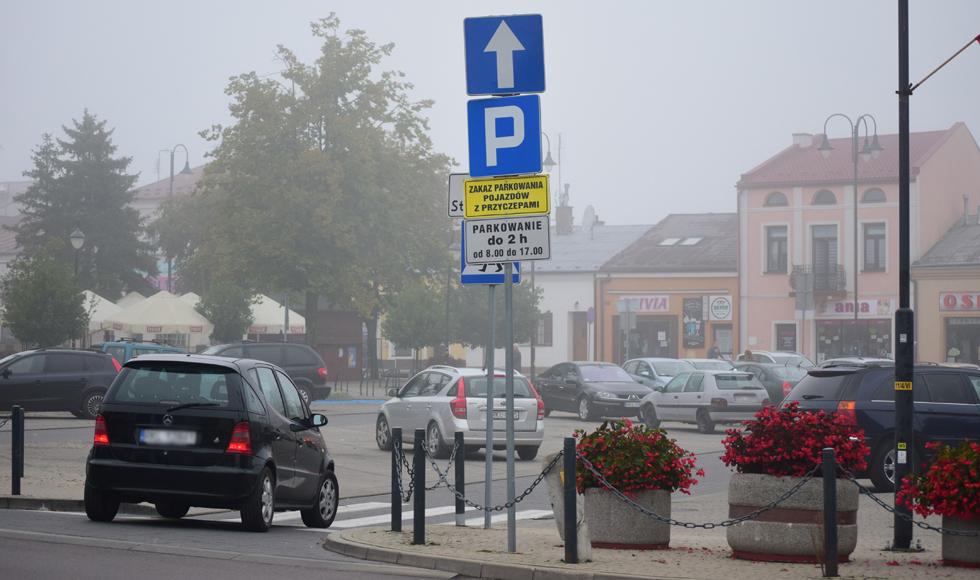Kolbuszowa. Parkingi w centrum miasta będą zamknięte przez 12 godzin  - Zdjęcie główne