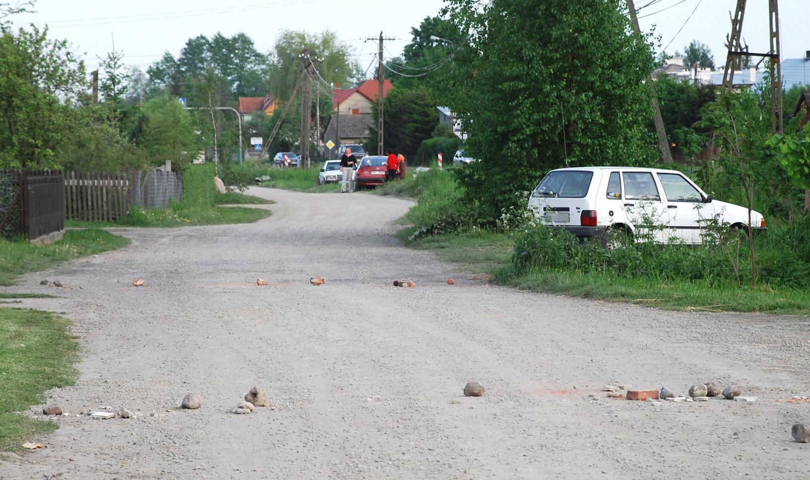 Kolbuszowa Górna. Progi zwolnią kierowców  - Zdjęcie główne