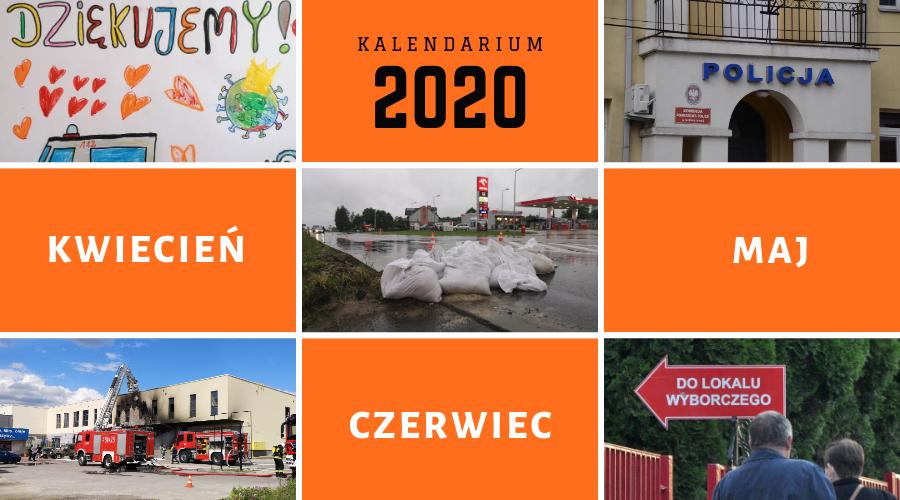Kalendarium 2020 - wydarzenia w powiecie kolbuszowskim [CZĘŚĆ II] - Zdjęcie główne
