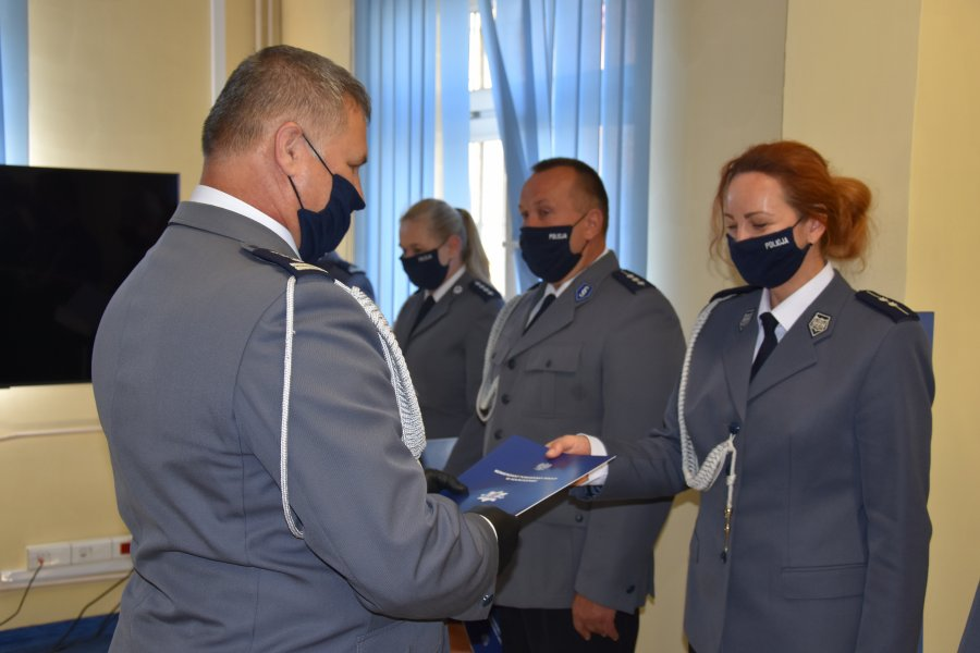 Wczoraj kolbuszowscy policjanci obchodzili swoje święto [FOTO] - Zdjęcie główne