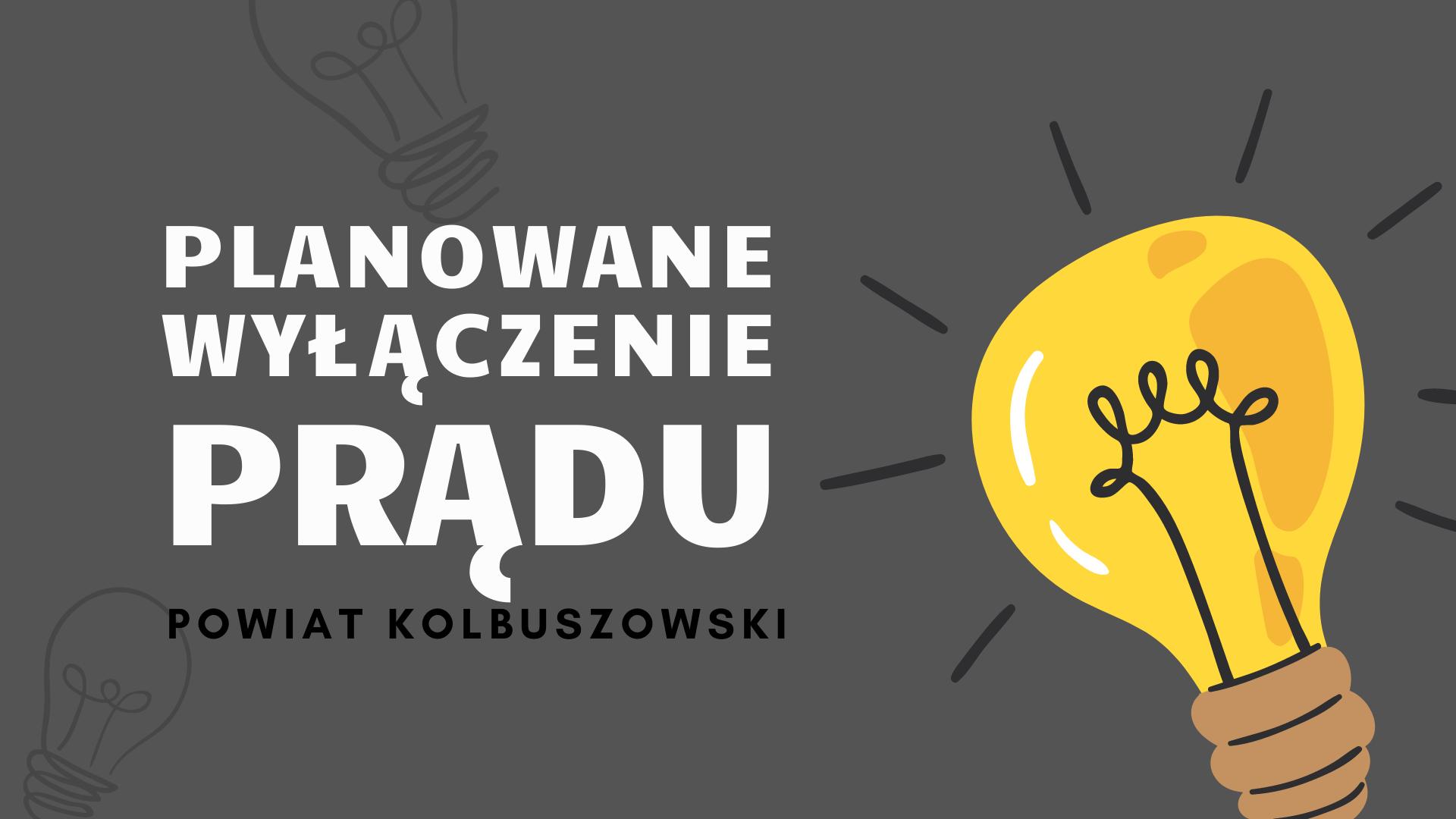 Brak prądu w październiku w powiecie kolbuszowskim [AKTUALIZACJA] - Zdjęcie główne