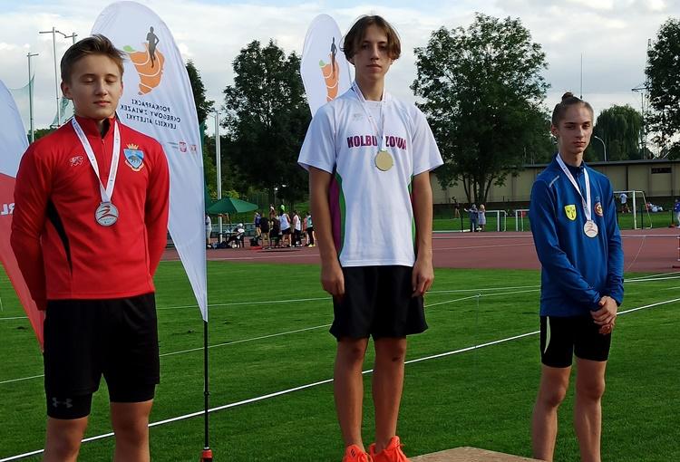 Bartek wrócił z dwoma medalami  - Zdjęcie główne