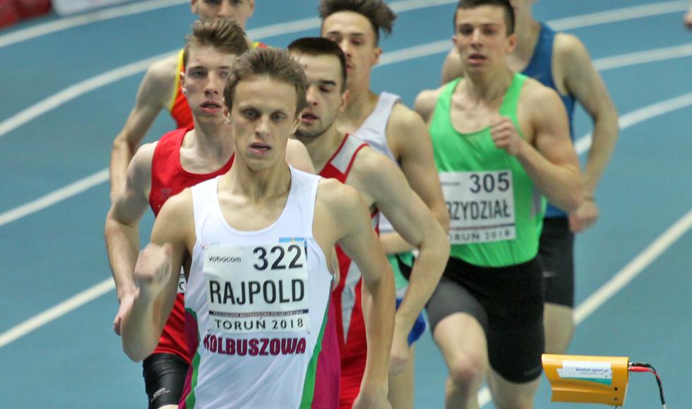 [WYWIAD] Arkadiusz Rajpold: - Do biegania namówił mnie Szymon - Zdjęcie główne