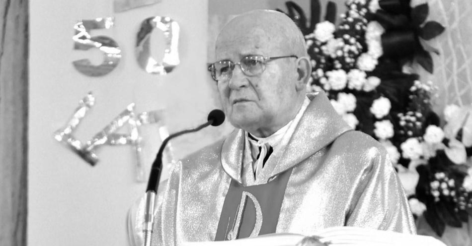 Zmarł były proboszcz parafii Poręby Dymarskie  - Zdjęcie główne
