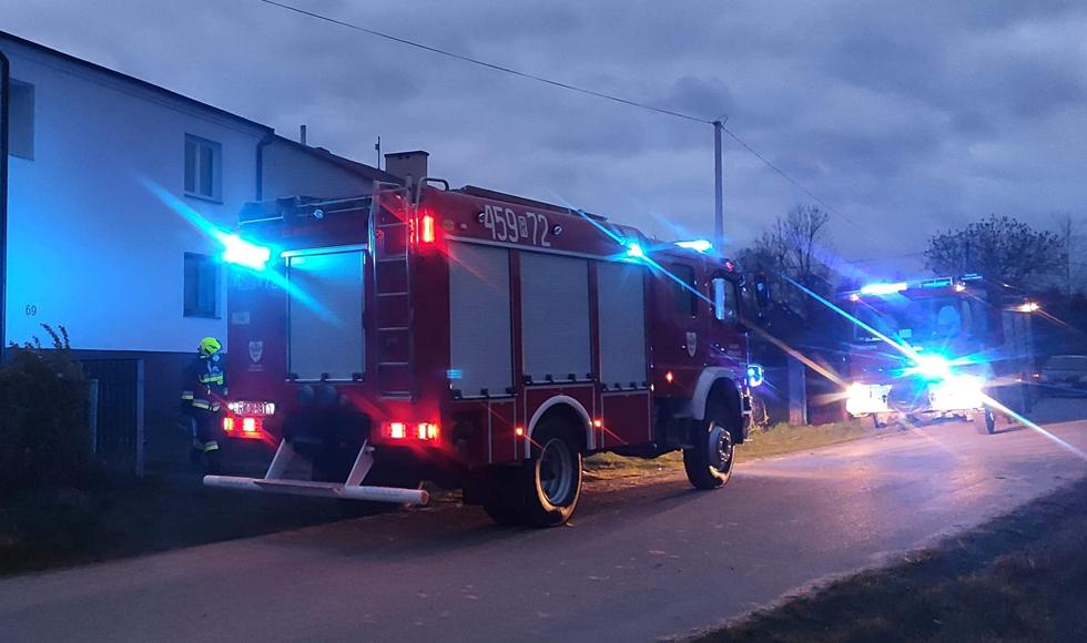 Zerwany dach i powalone drzewa. Nasi strażacy w akcji [ZDJĘCIA] - Zdjęcie główne