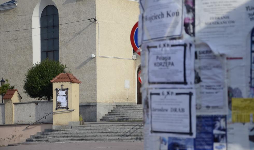 Zmarli w powiecie kolbuszowskim w 2020 roku  - Zdjęcie główne