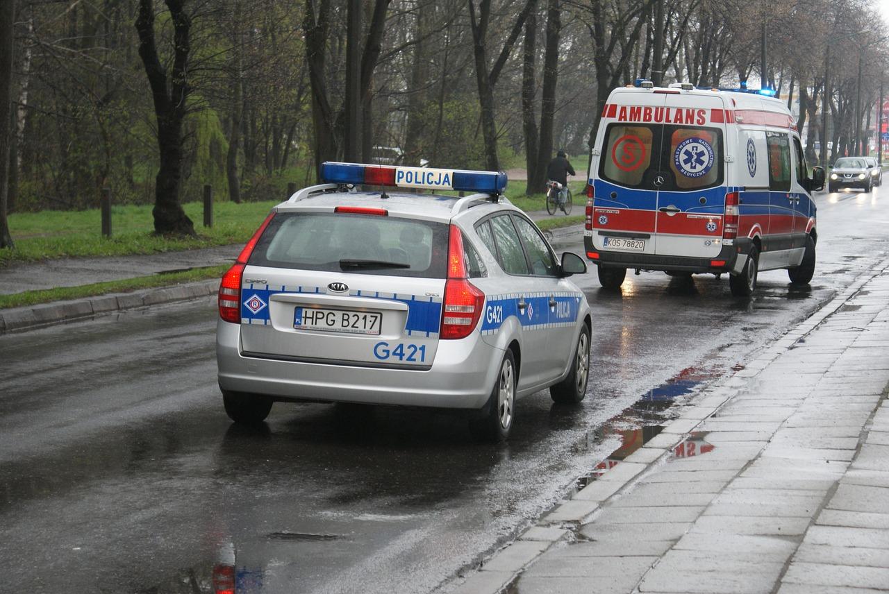 Z PODKARPACIA. TIR z chemikaliami blokuje drogę między Tarnobrzegiem a Kolbuszową [FOTO] - Zdjęcie główne