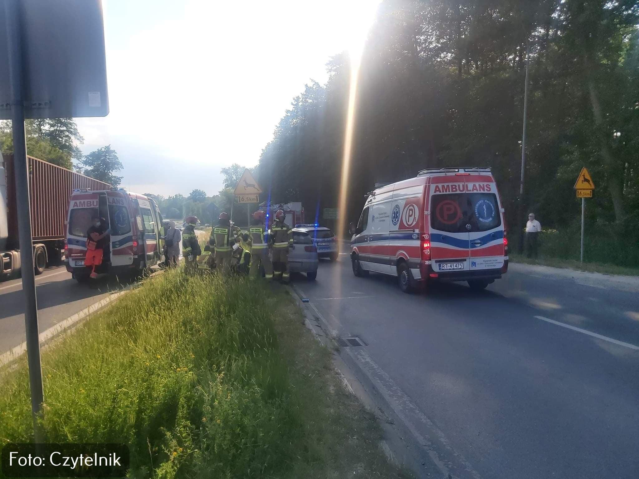 Podkarpacie: Trzy osoby potrącone na przejściu dla pieszych! - Zdjęcie główne