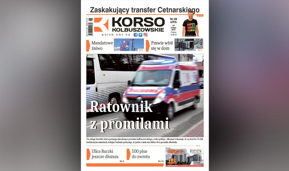 Nowy numer Korso Kolbuszowskie 8/2021 - Zdjęcie główne
