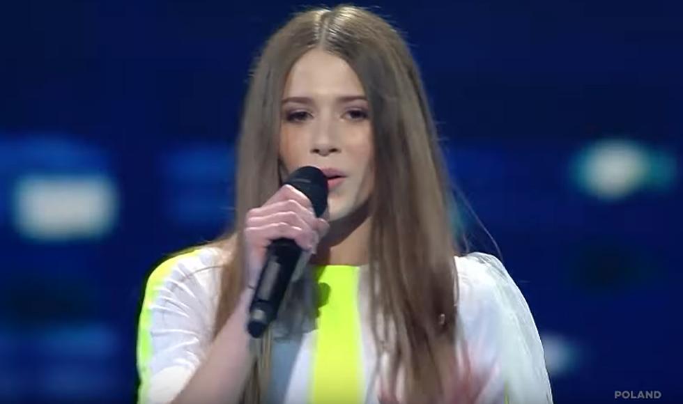 Roksana Węgiel z Jasła wygrała Eurowizję Junior 2018   WIDEO   - Zdjęcie główne