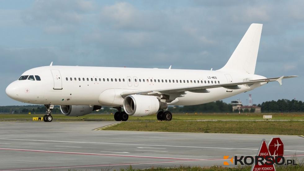 Z REGIONU. Nowy kierunek lotów z podrzeszowskiego lotniska - Zdjęcie główne