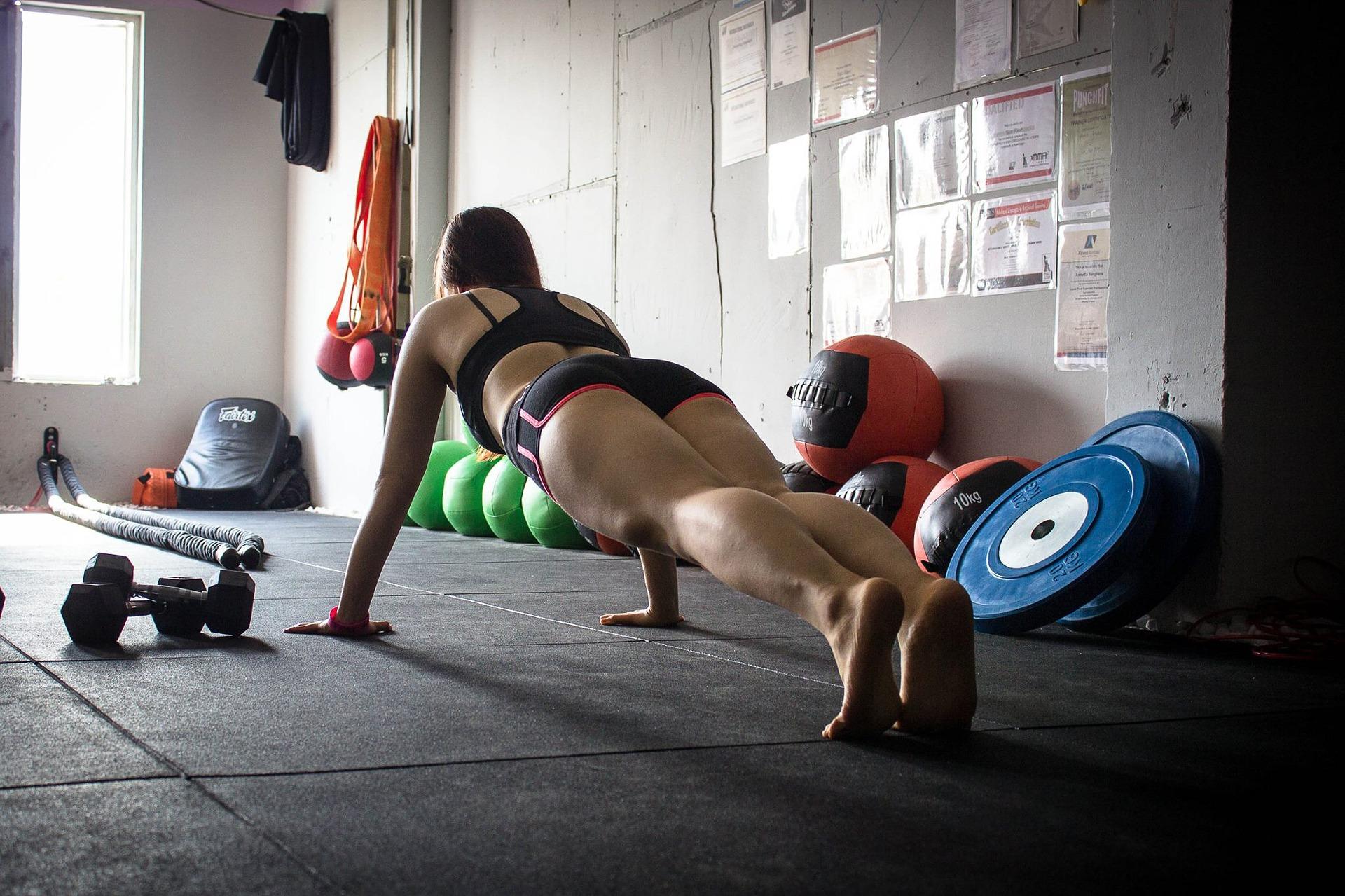 Branża fitness chce pozwu zbiorowego za zamknięcie siłowni - Zdjęcie główne