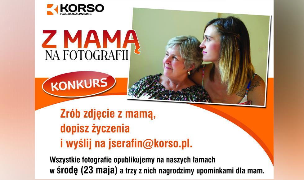 Konkurs z okazji Dnia Matki. Złóż życzenia i wygraj upominek dla mamy - Zdjęcie główne