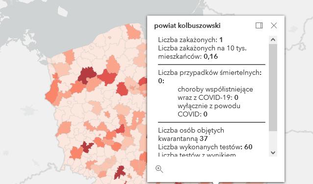 Raport zakażeń na Podkarpaciu i w powiecie kolbuszowskim [środa - 16 czerwca]  - Zdjęcie główne