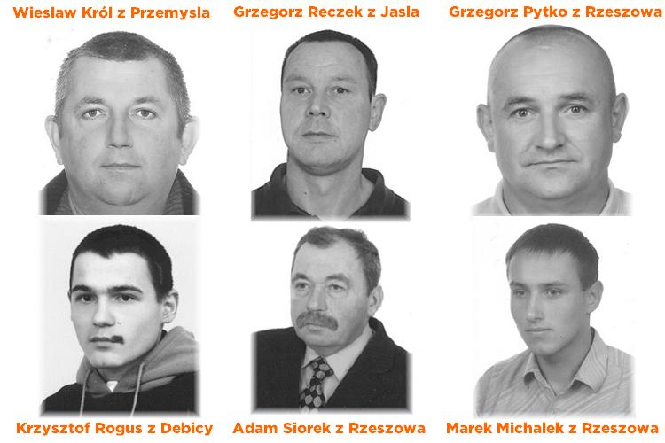 Gwałciciele z Podkarpacia! Sprawdź listę przestępców - Zdjęcie główne