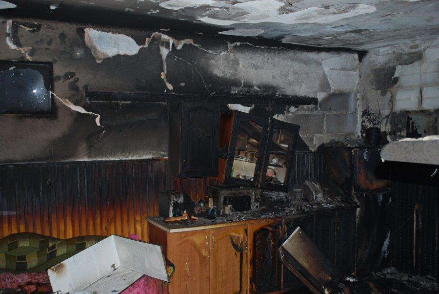 Region: Tragiczny pożar domu [ZDJĘCIA] - Zdjęcie główne