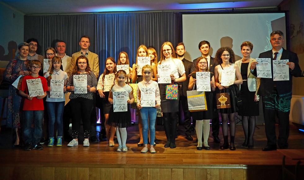 Młodzi muzycy wzięli udział w pierwszej edycji Makroregionalnego Konkursu Waltornistów w Niwiskach [NASZ PATRONAT] - Zdjęcie główne