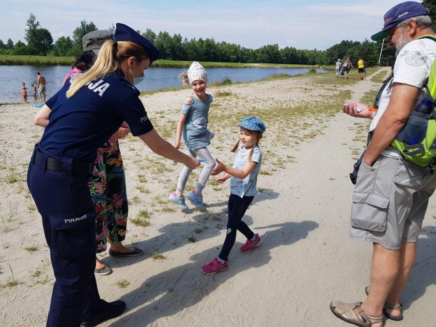 Podkarpacie. Policja sprawdza bezpieczeństwo nad wodą - Zdjęcie główne
