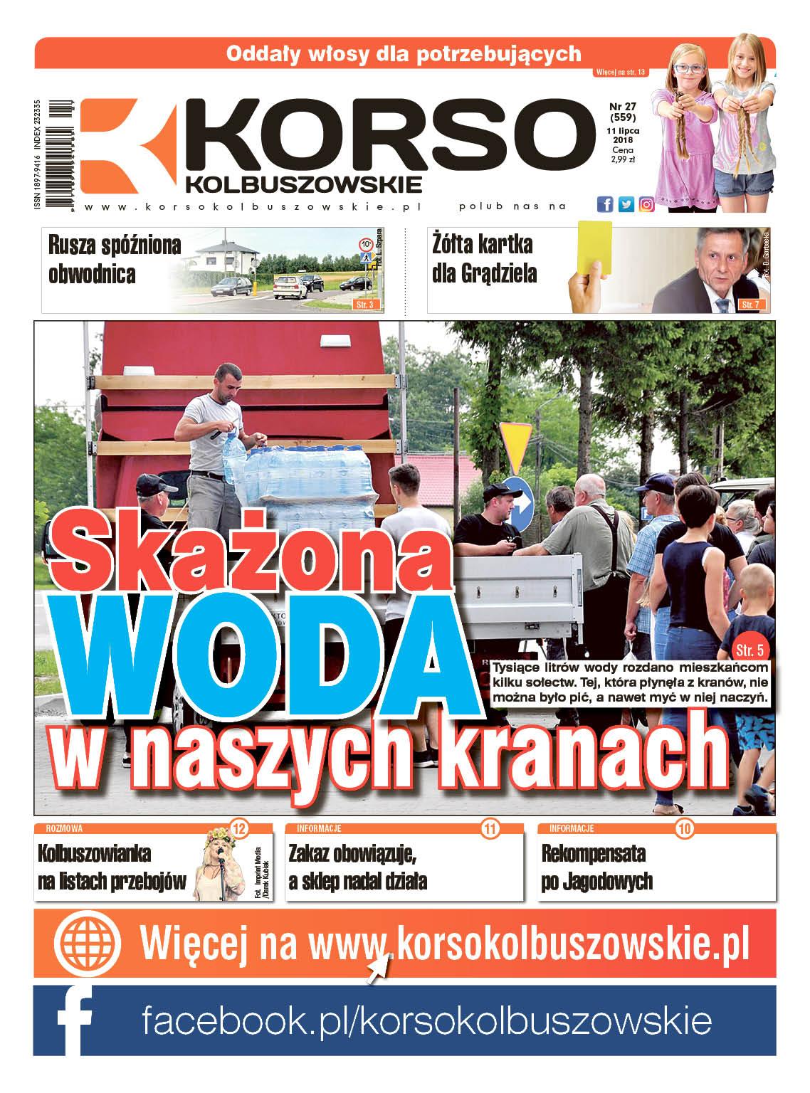 Korso Kolbuszowszkie - nr 27/2018 - Zdjęcie główne