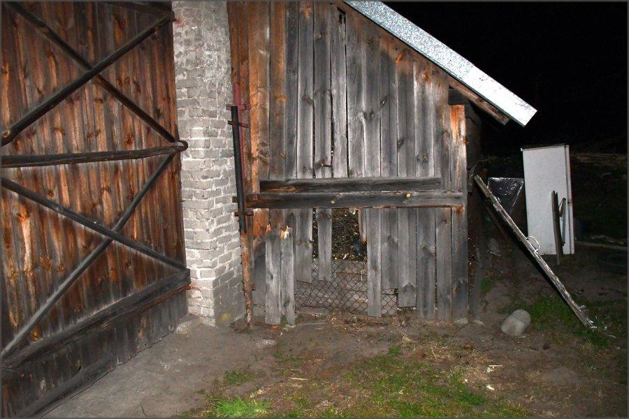 Podkarpacie: Chciał się zemścić. Podłożył ogień pod stodołę  - Zdjęcie główne