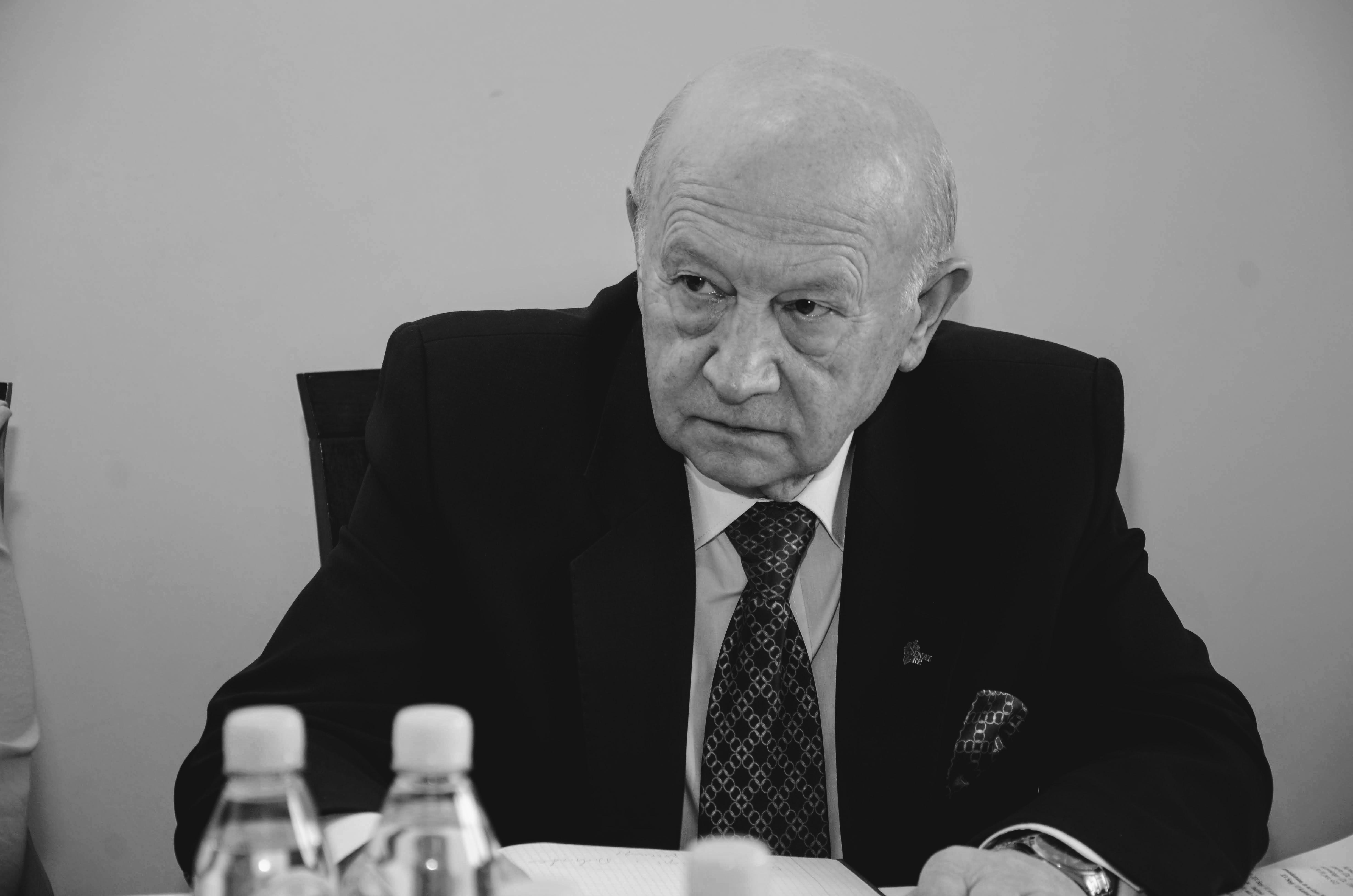 Nie żyje Mieczysław Maziarz - znany kolbuszowski lekarz, samorządowiec - Zdjęcie główne