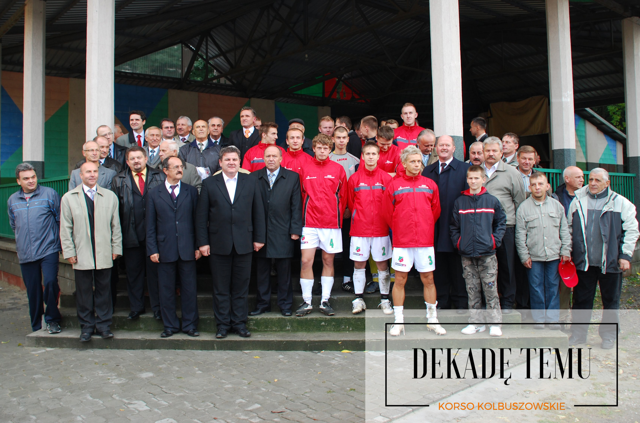 DEKADĘ TEMU. 60 lat KKS Kolbuszowianka [FOTO] - Zdjęcie główne