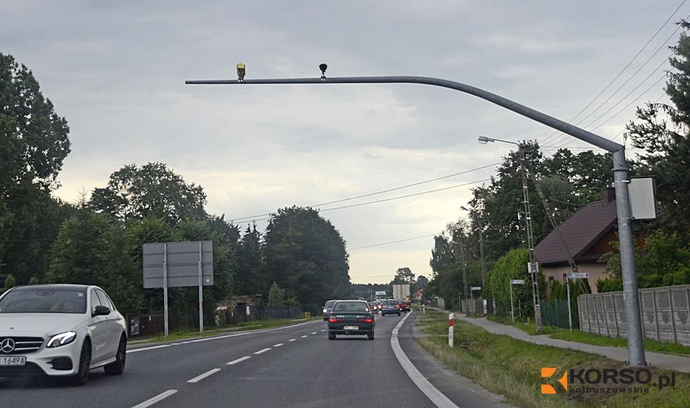 Odcinkowy pomiar prędkości w Kolbuszowej Górnej. Czy znów działa?  - Zdjęcie główne