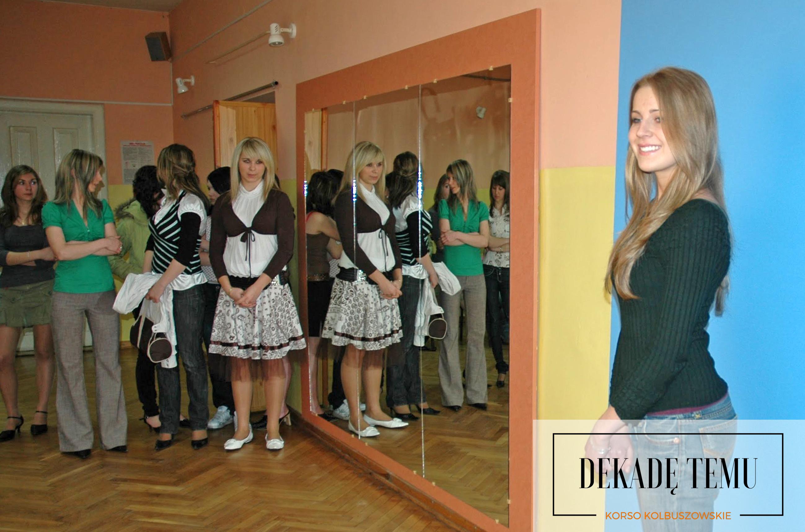 [DEKADĘ TEMU] Kasting do konkursu Miss Kolbuszowej 2008 - Zdjęcie główne