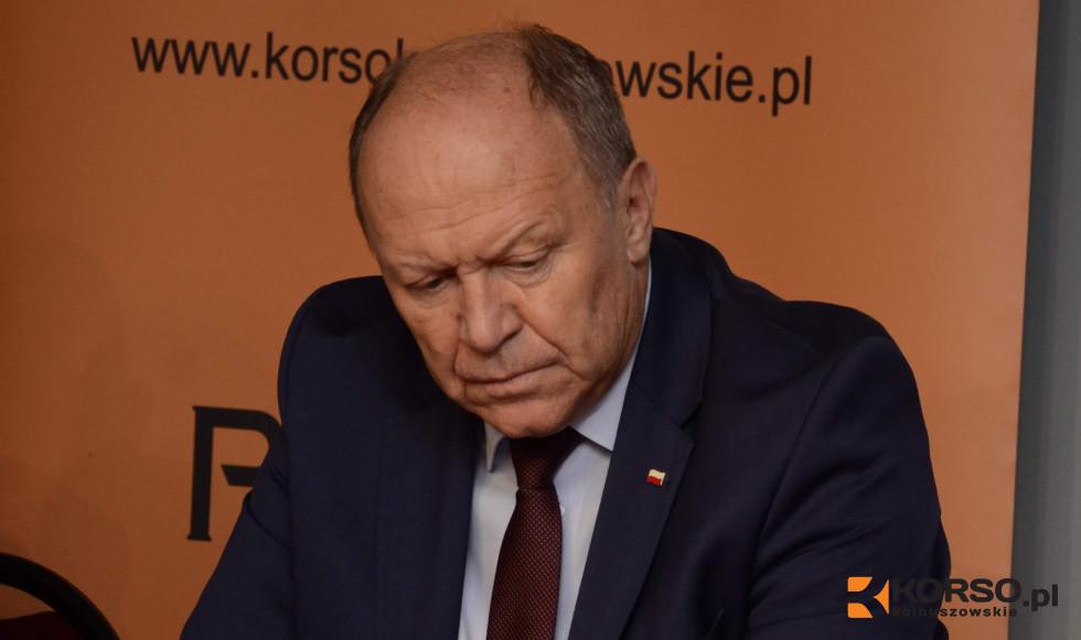 Poseł Chmielowiec pisze do ministra w sprawie gminy Niwiska  - Zdjęcie główne