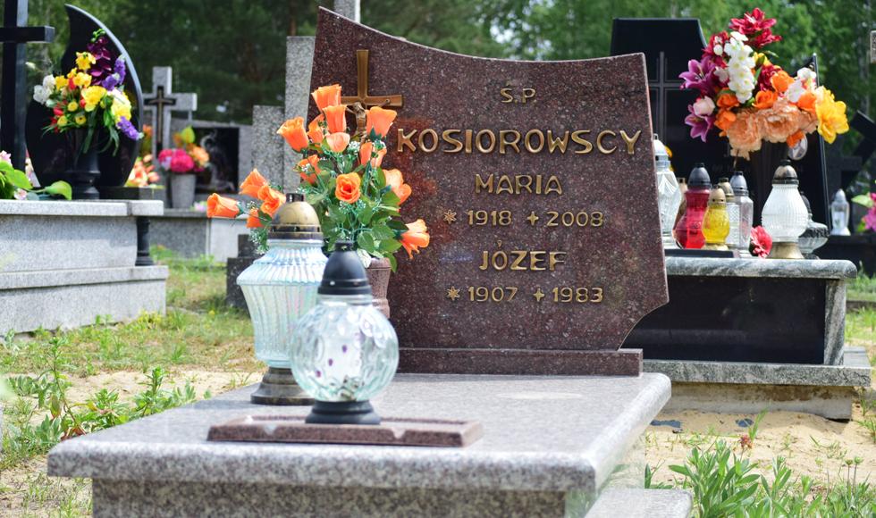 Gmina Cmolas. Maria Kosiorowska z Porąb Dymarskich uratowała trójkę Żydów. Mija 10 lat od jej śmierci - Zdjęcie główne