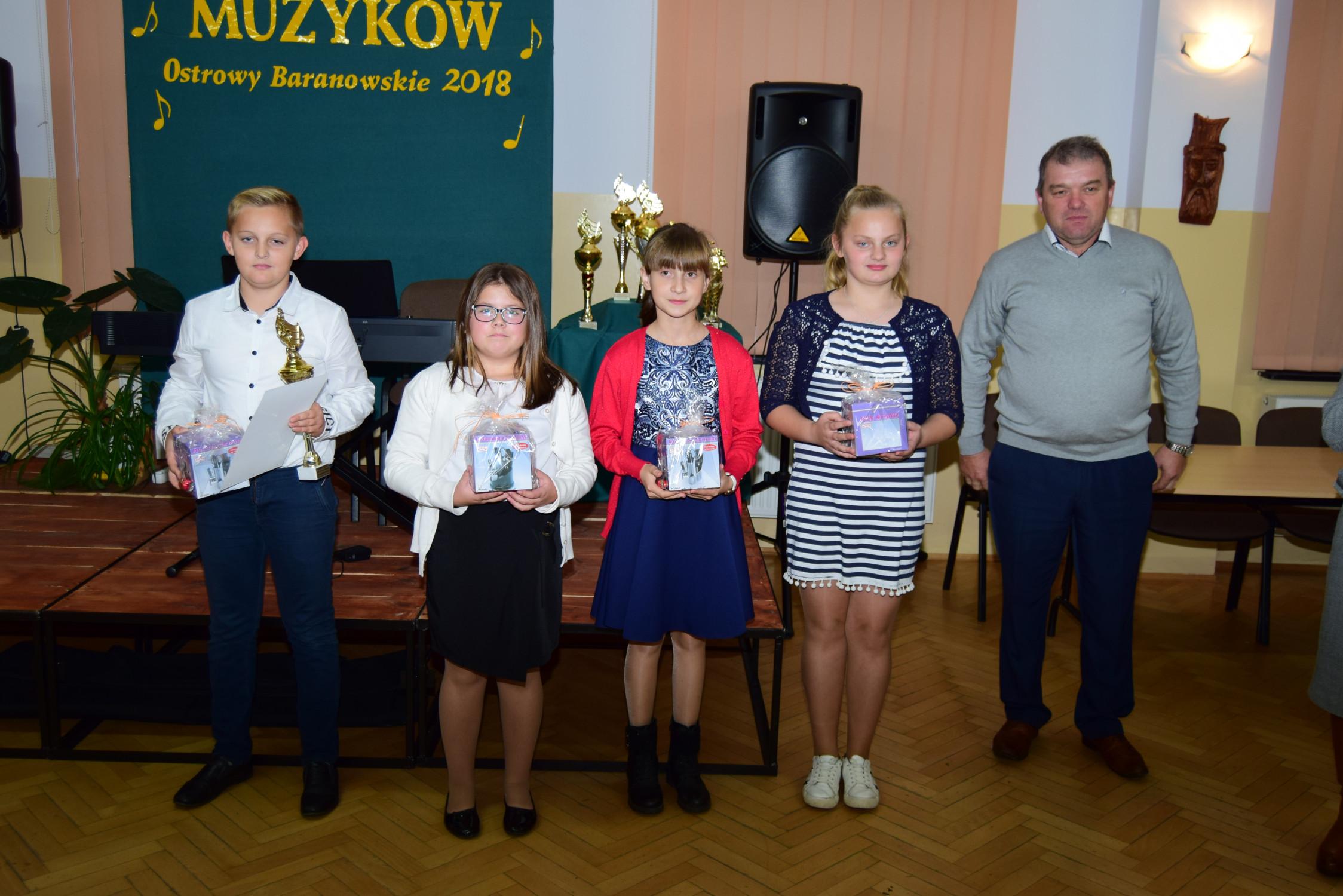 Festiwal Muzyków w Ostrowach Baranowskich 2018 ściągnął wiele młodych talentów [ZDJĘCIA] - Zdjęcie główne