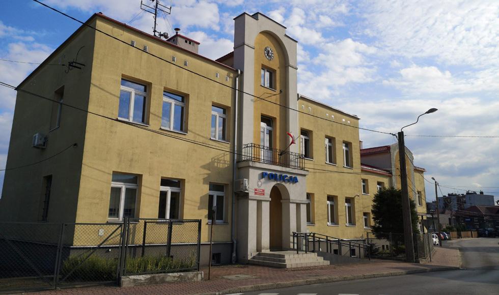 Śmierć w komendzie policji w Kolbuszowej. Użyto paralizatora  - Zdjęcie główne