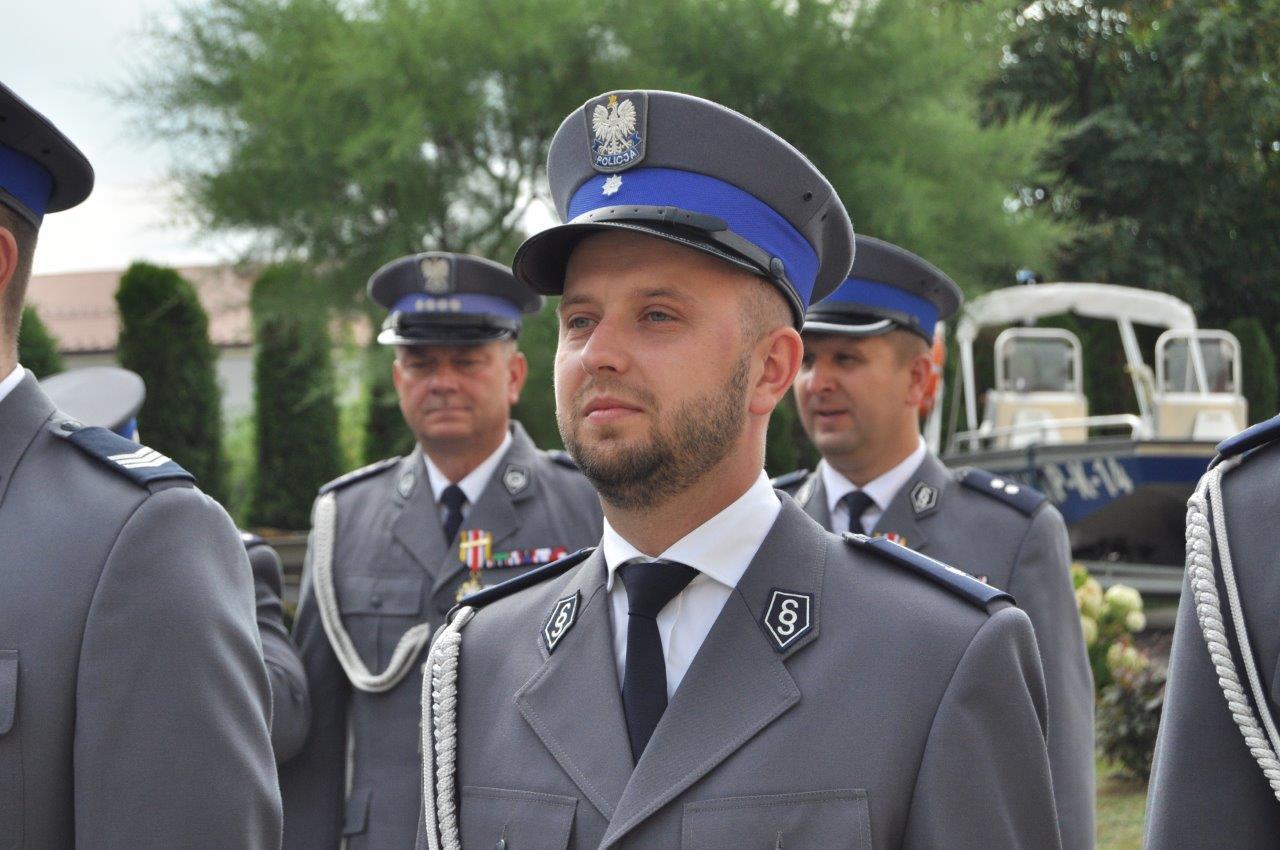 Kolbuszowscy policjanci obchodzili swoje święto [ZDJĘCIA] - Zdjęcie główne