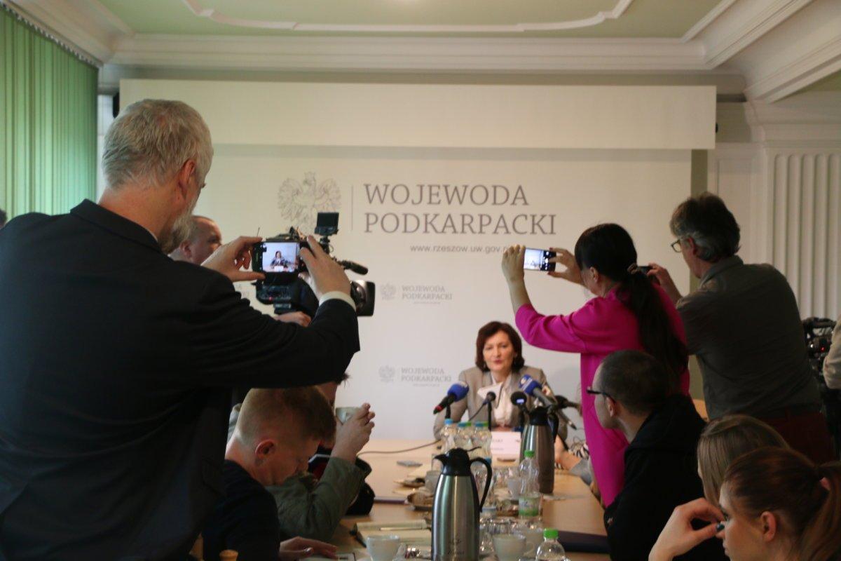 Mieszkańcy prosili premiera o powrót Ewy Leniart  - Zdjęcie główne