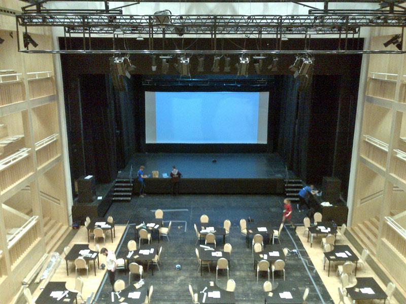Gdzie pojechać, co zobaczyć – Gdański Teatr Szekspirowski - Zdjęcie główne