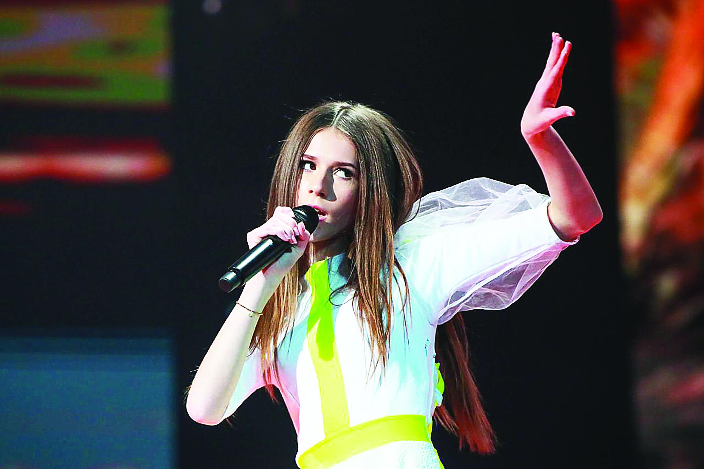 Rozmowa z Roksaną Węgiel, która zwyciężyła w tegorocznej edycji Eurowizji Junior  - Zdjęcie główne