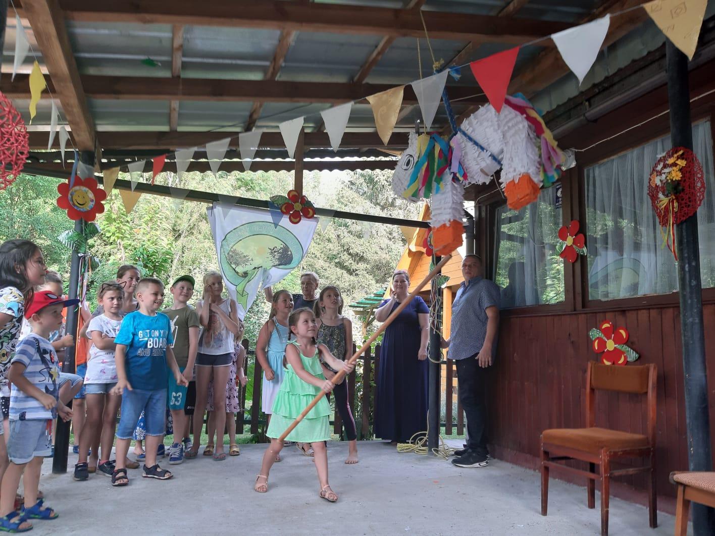 Dzień Działkowca w Rodzinnych Ogrodach Działkowych Prefabet w Kolbuszowej - Zdjęcie główne