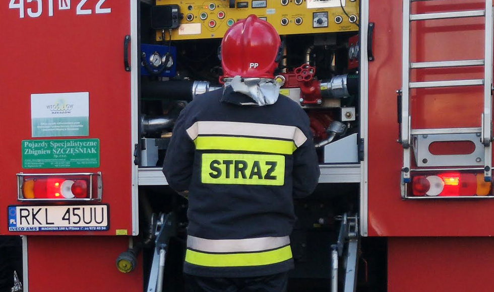 Nowy wóz dla kolbuszowskiej straży pożarnej. Stary trafić ma do OSP [WIDEO] - Zdjęcie główne