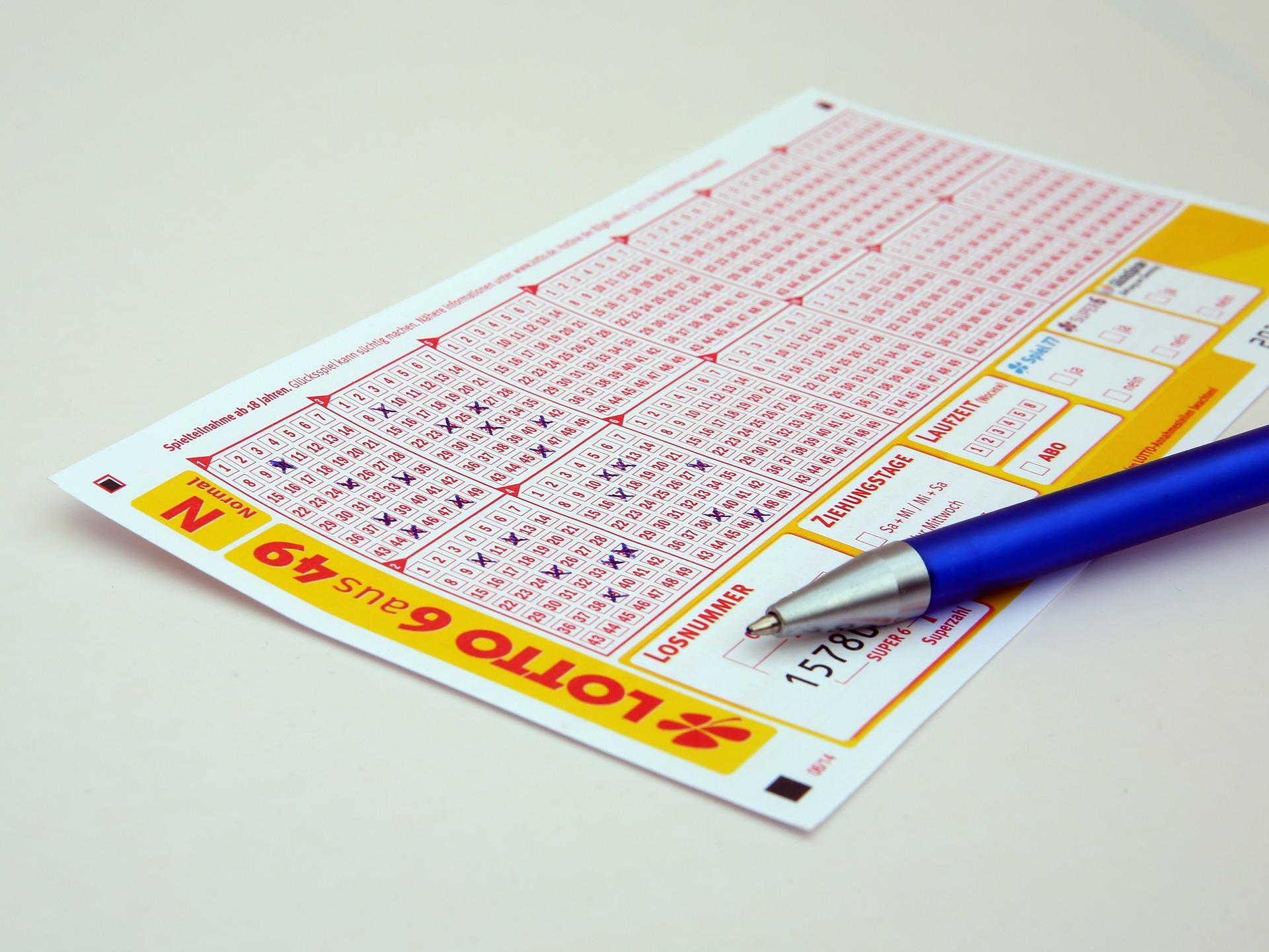 Prawie 14,5 mln zł w Lotto wygrał mieszkaniec Boguchwały! - Zdjęcie główne