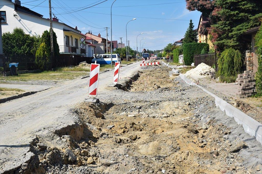 Kolbuszowa. Trwa przebudowa sieci kanalizacyjnej  - Zdjęcie główne