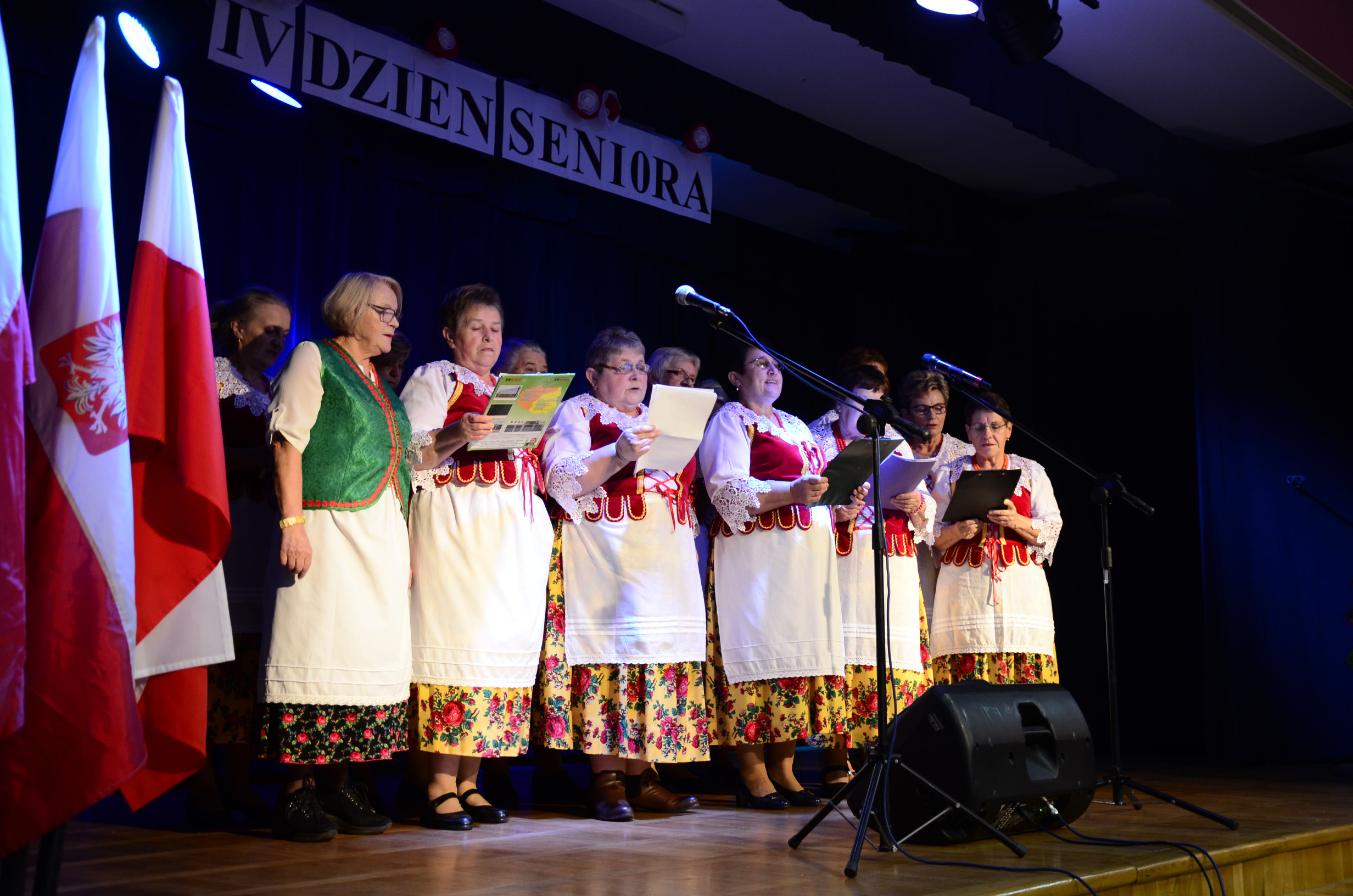 W Cmolasie odbył się Dzień Seniora. Zobaczcie zdjęcia - Zdjęcie główne