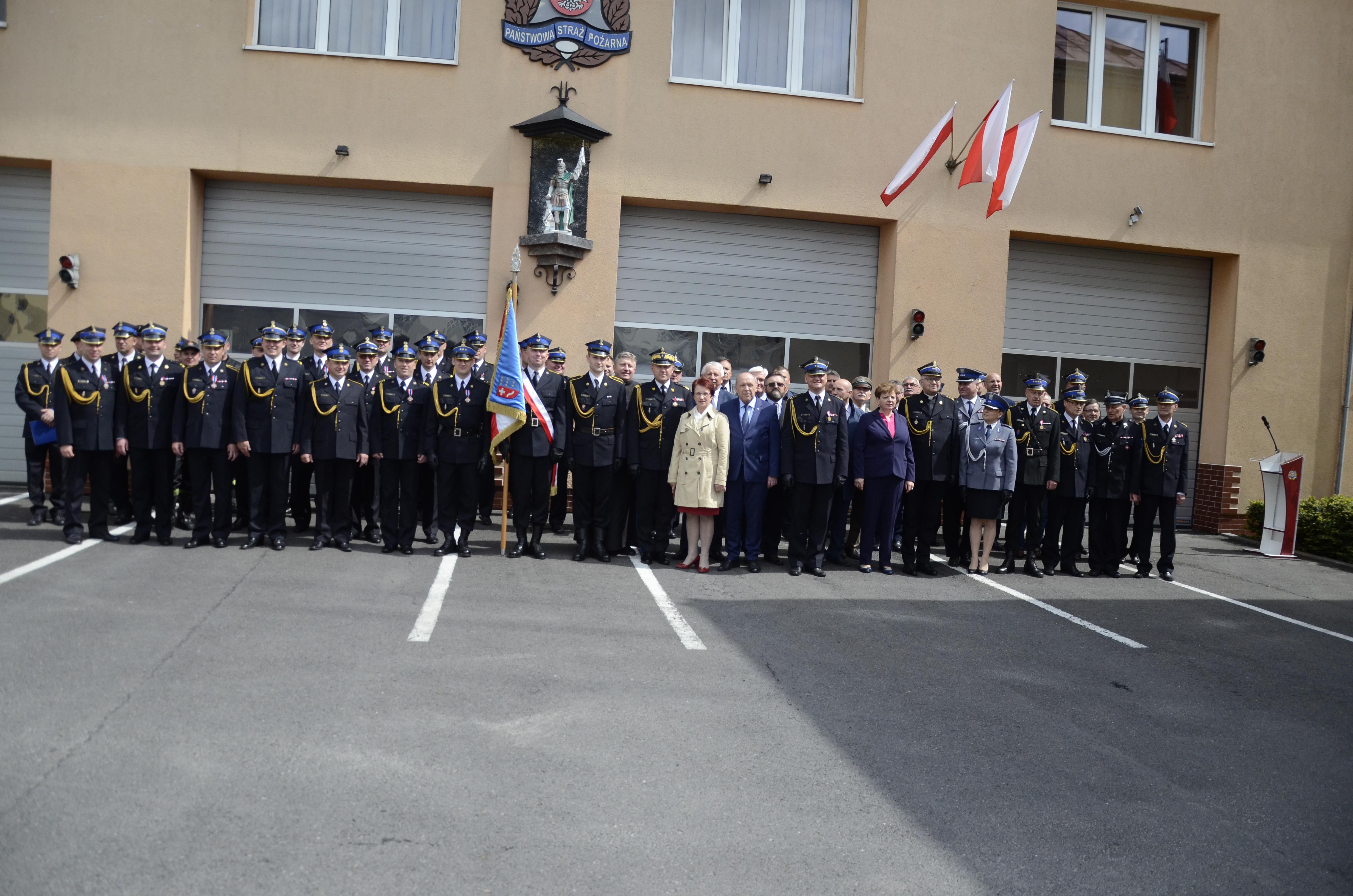 W piątek, 10 maja, odbył się Powiatowy Dzień Strażaka w Kolbuszowej [ZDJĘCIA] - Zdjęcie główne