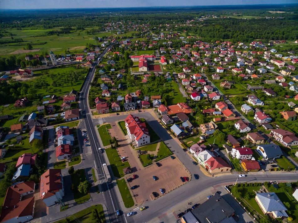 Czy Majdan Królewski może stać się miastem?  - Zdjęcie główne