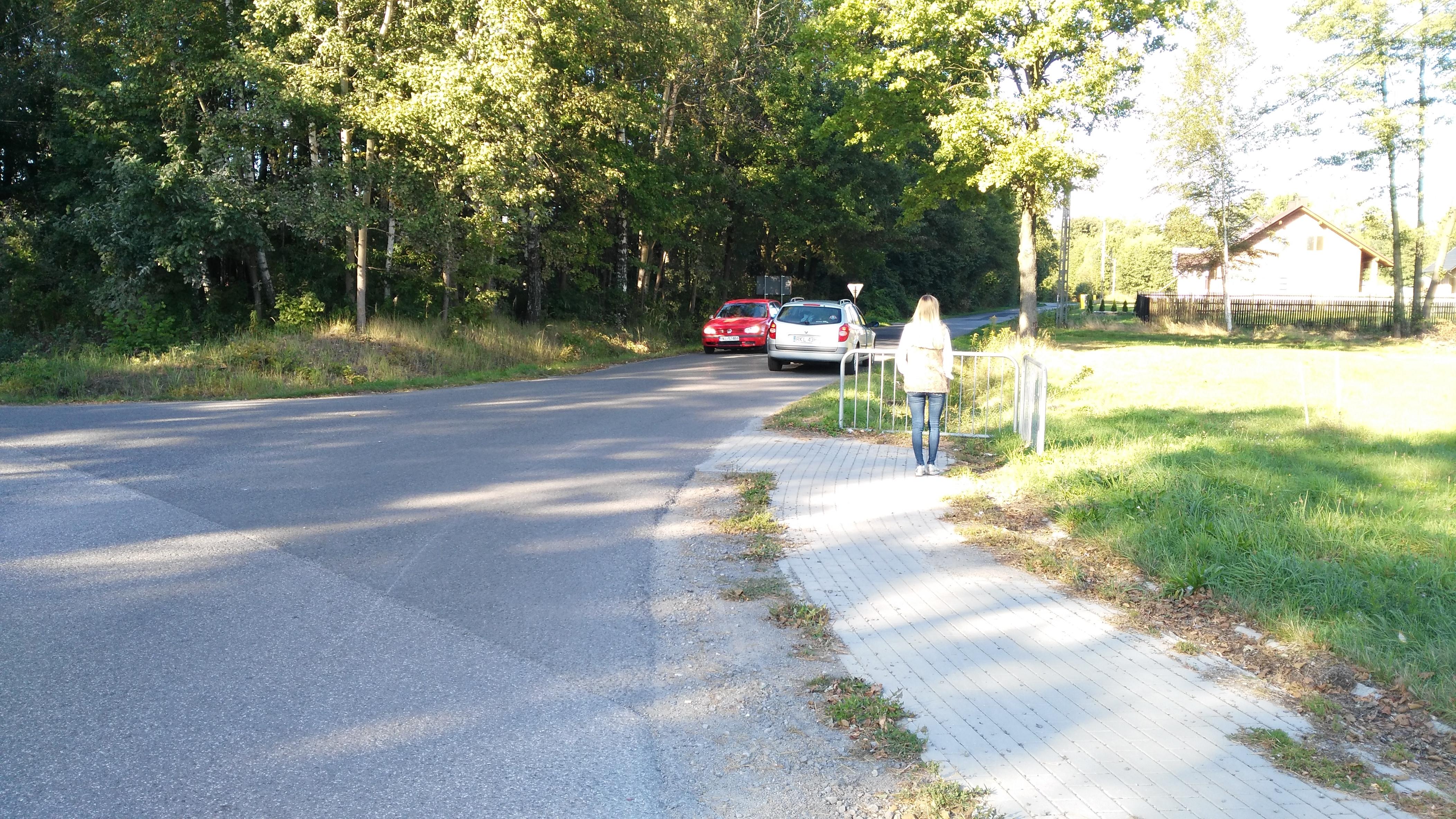 Budowa chodnika i remont drogi w gminie Dzikowiec. Milionowe inwestycje  - Zdjęcie główne