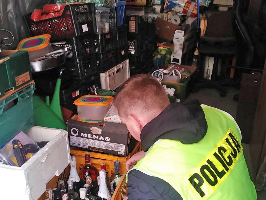 Pakował towar do wózka i wychodził bez płacenia. Straty supermarketu w Kolbuszowej siegają kilku tysięcy złotych - Zdjęcie główne