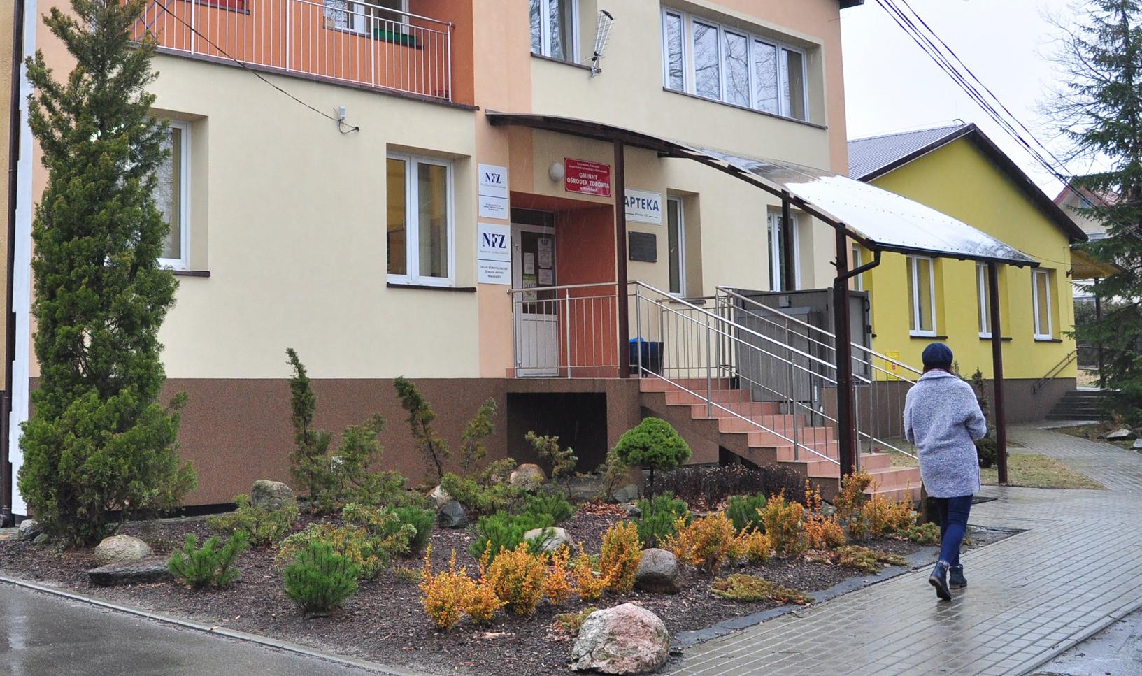 GMINA NIWISKA. Radni chcą przejąć ośrodek zdrowia  - Zdjęcie główne