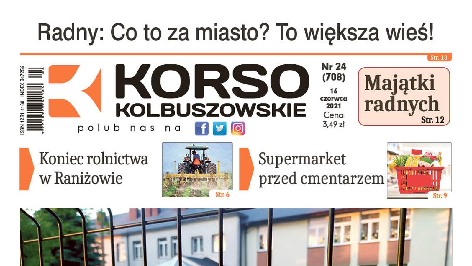 Nowy numer Korso Kolbuszowskie 24/2021 - Zdjęcie główne