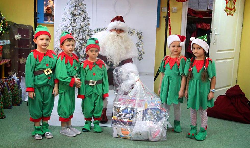 Mikołaj z wizytą w gminie Niwiska |ZDJĘCIA| - Zdjęcie główne